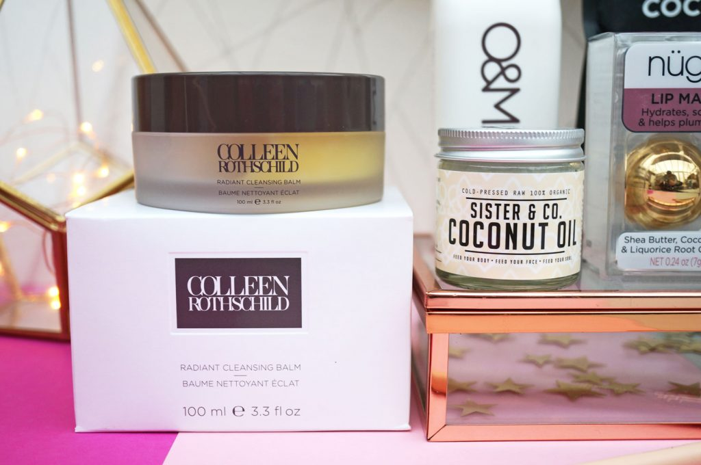 colleen-rothschild-cleanser-and-coconut-oil