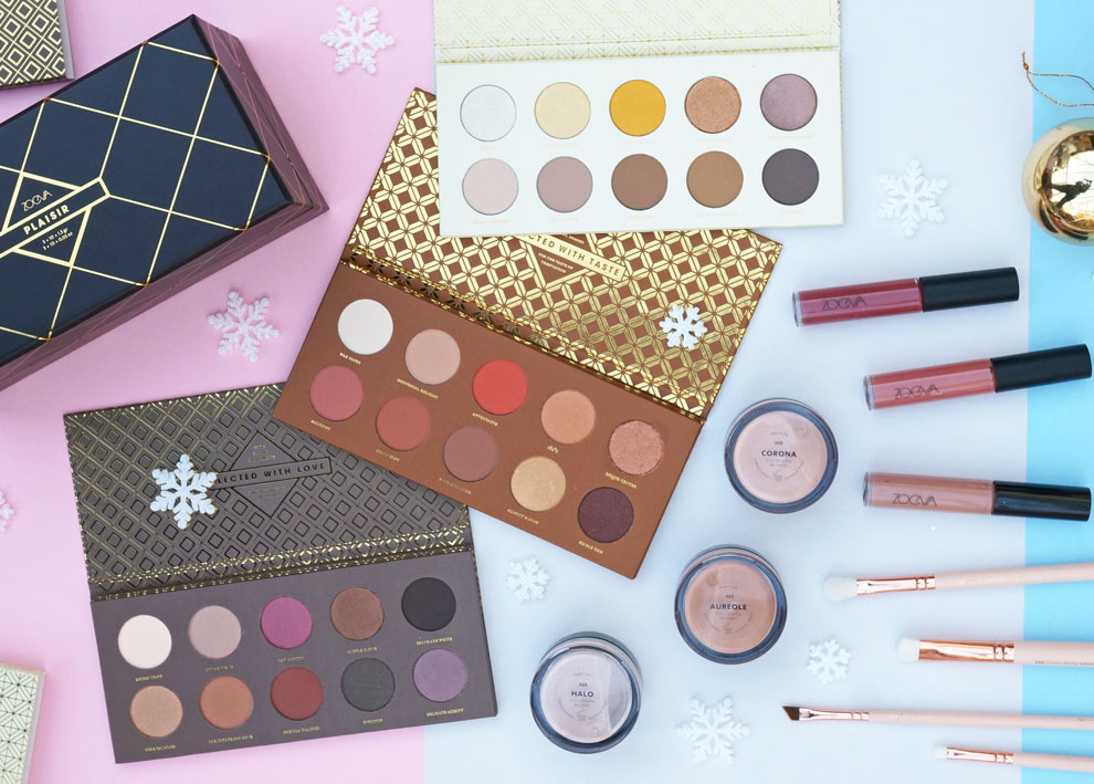 Christmas Gifting with Zoeva: Plaisir Box, Lip Lacquers & Strobe Gels