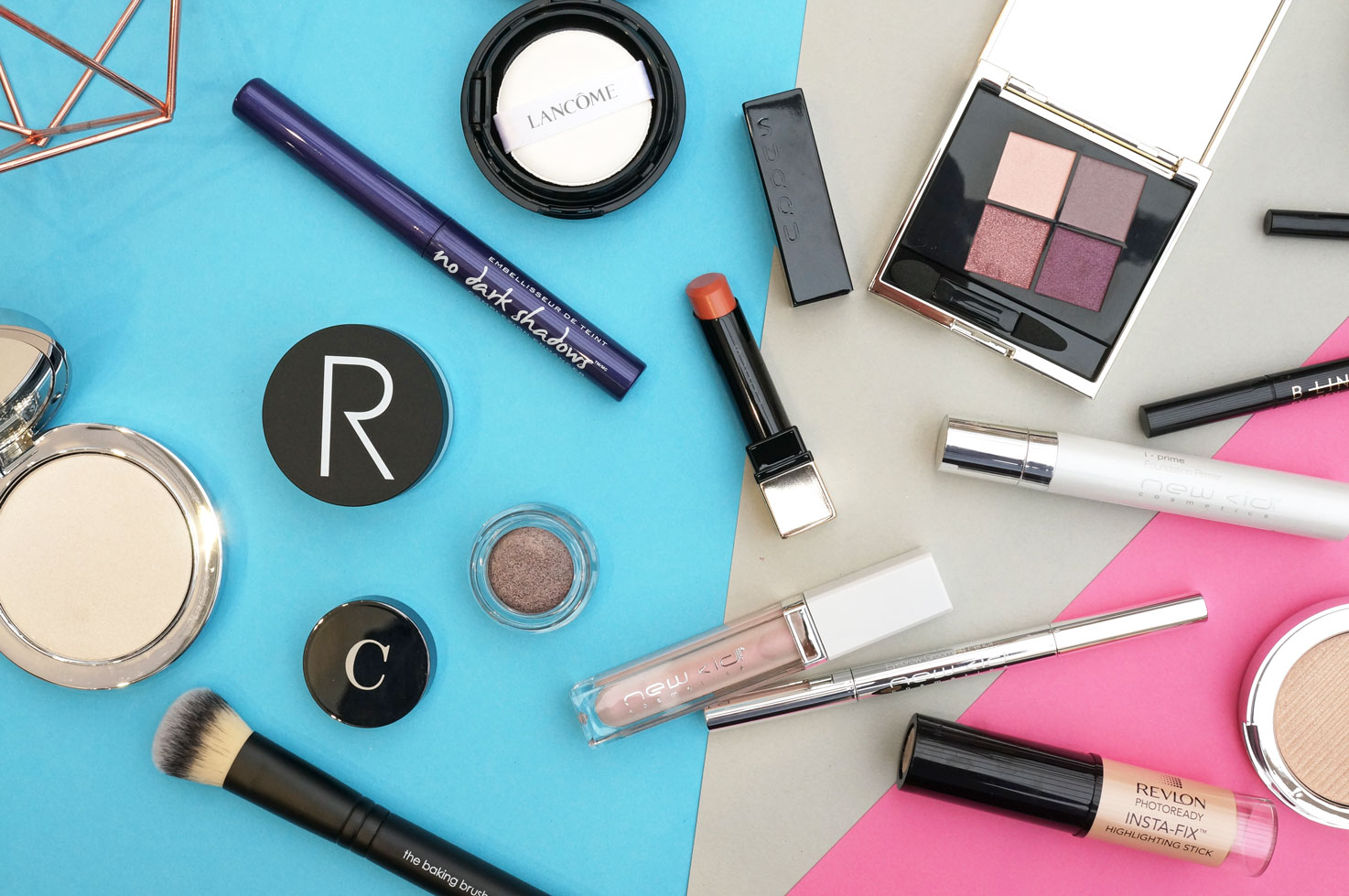 Makeup products you need