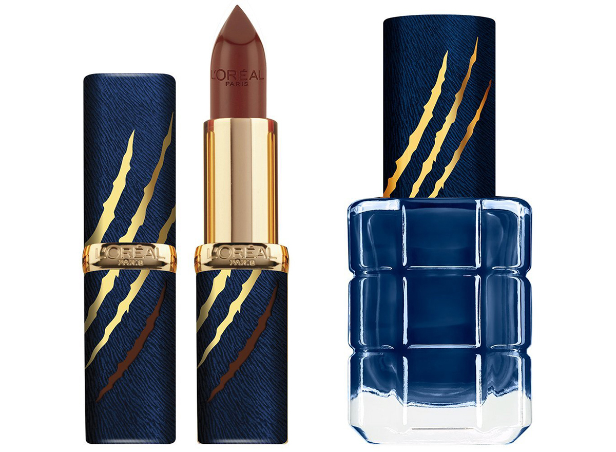 Beauty News: L\'Oreal Paris X Disney Beauty and the Beast Collection ...