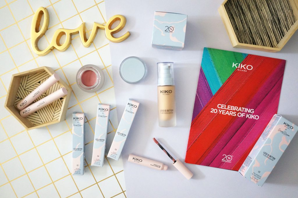 Beauty: Kiko Less Is Better Limited Edition Capsule Collection