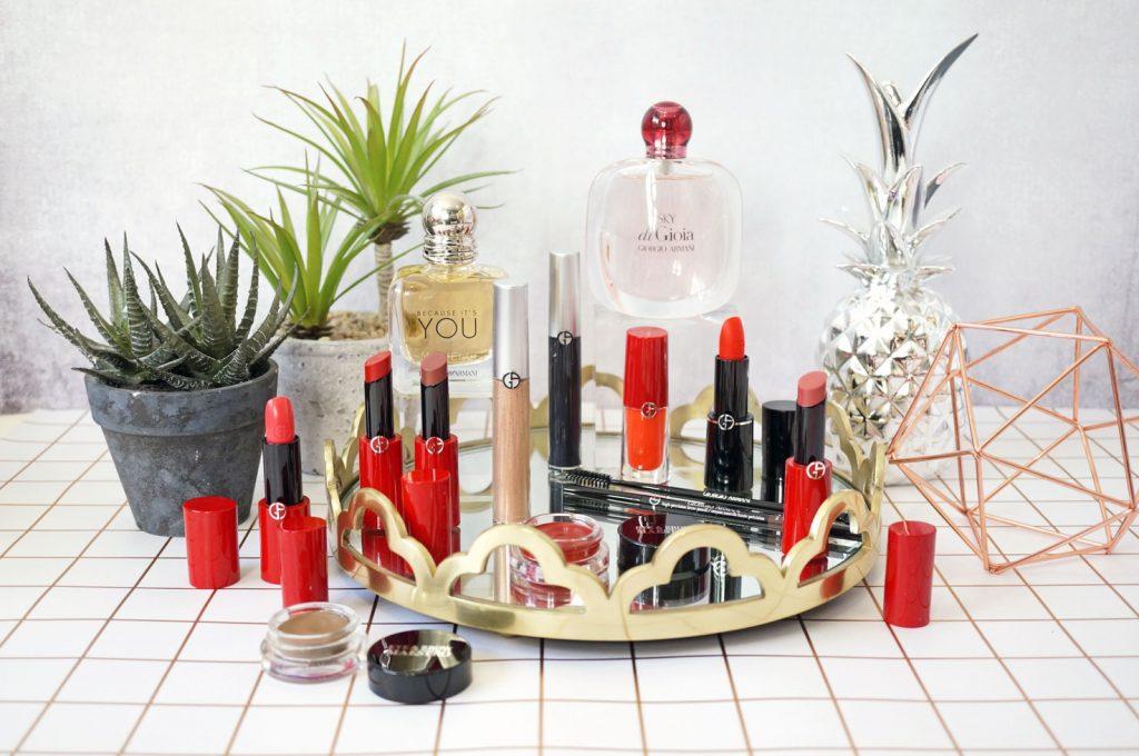 Beauty: What's New at Giorgio Armani Beauty?