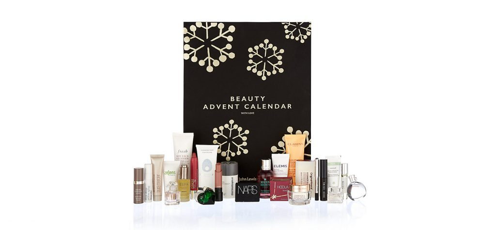 Every single beauty advent calendar for christmas 2017 thou shalt john lewis beauty advent calendar solutioingenieria