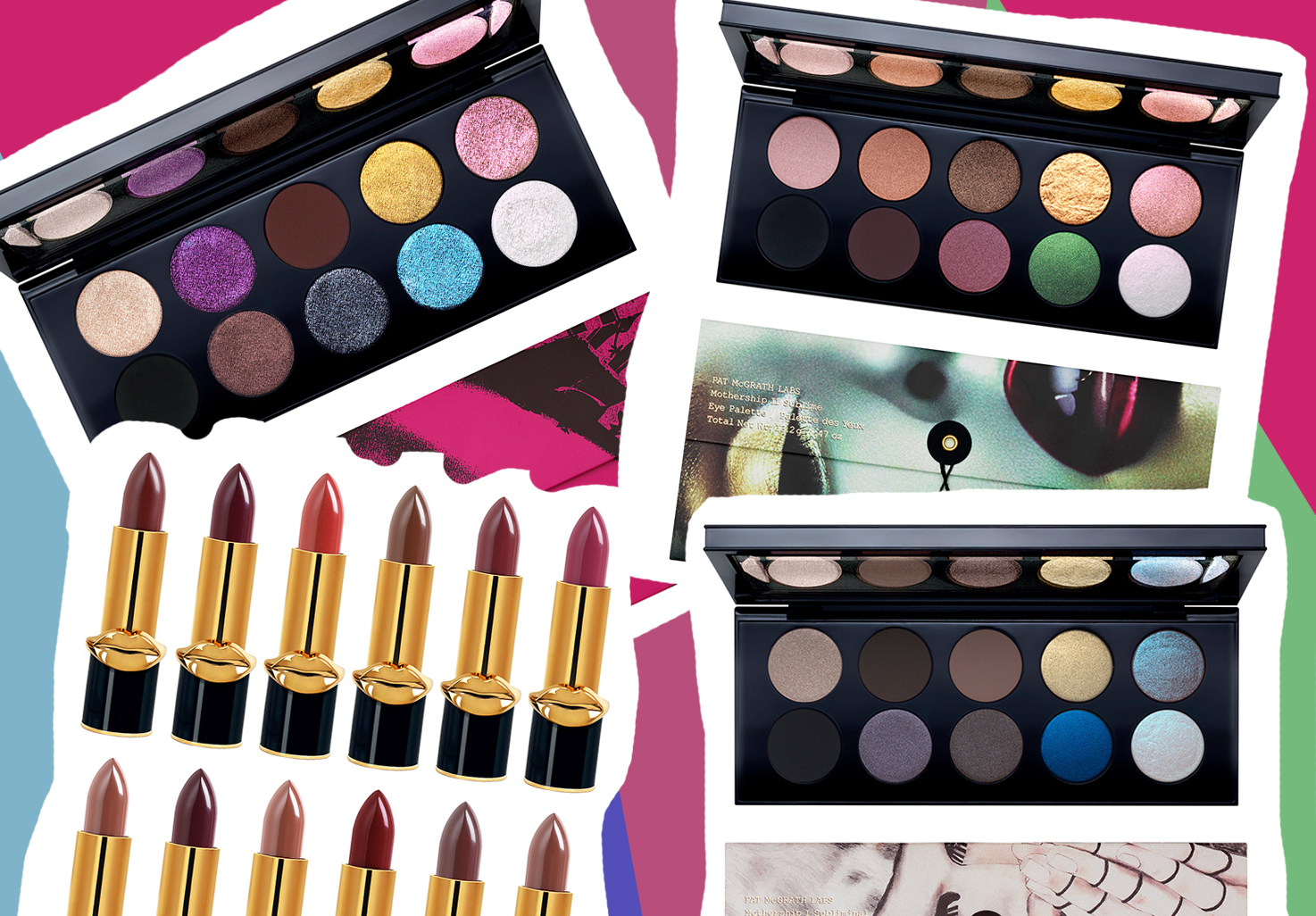 Beauty News: NEW Pat McGrath Unlimited Edition Core Collection