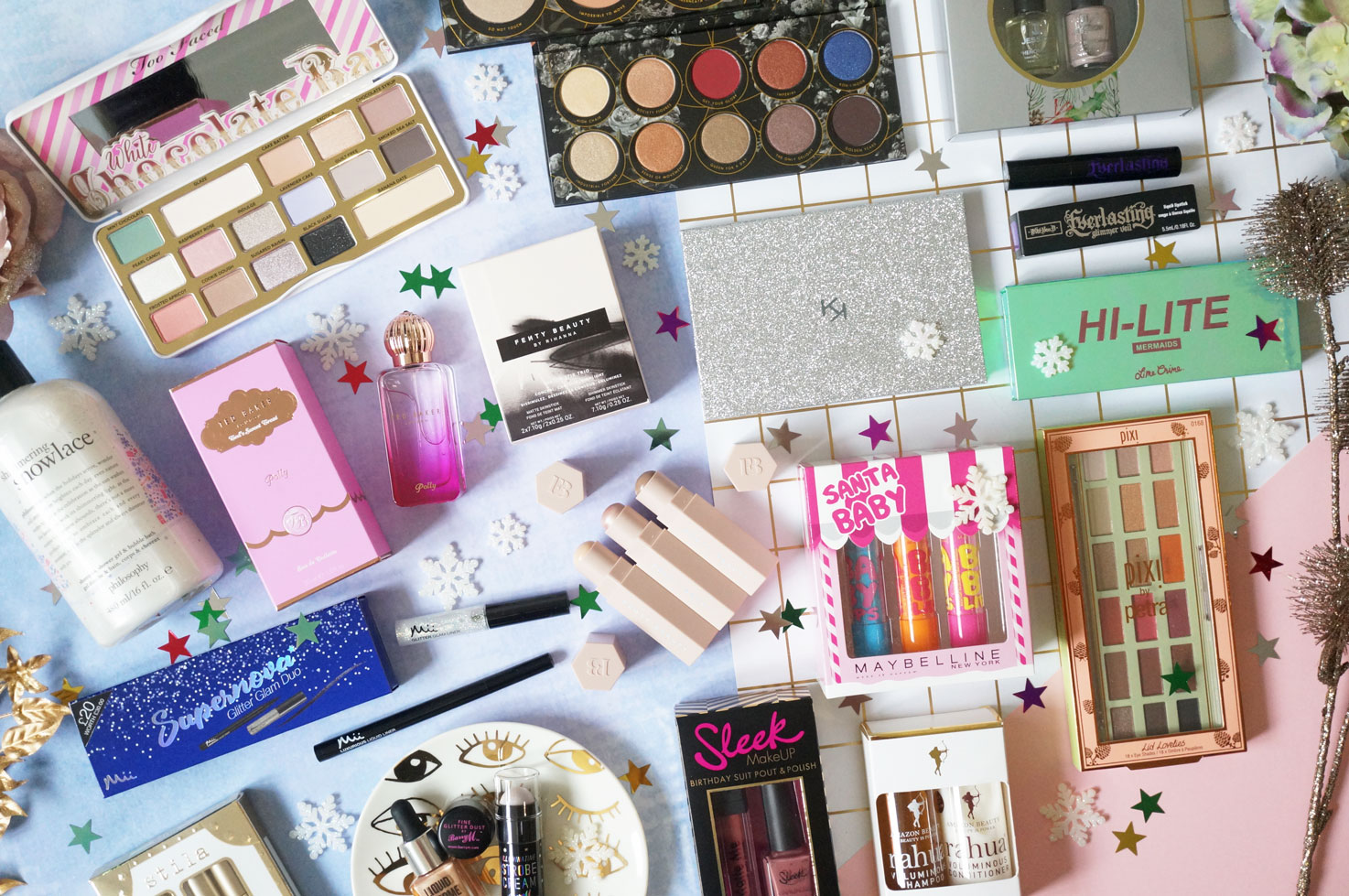 Christmas: Beauty Stocking Fillers for All Budgets