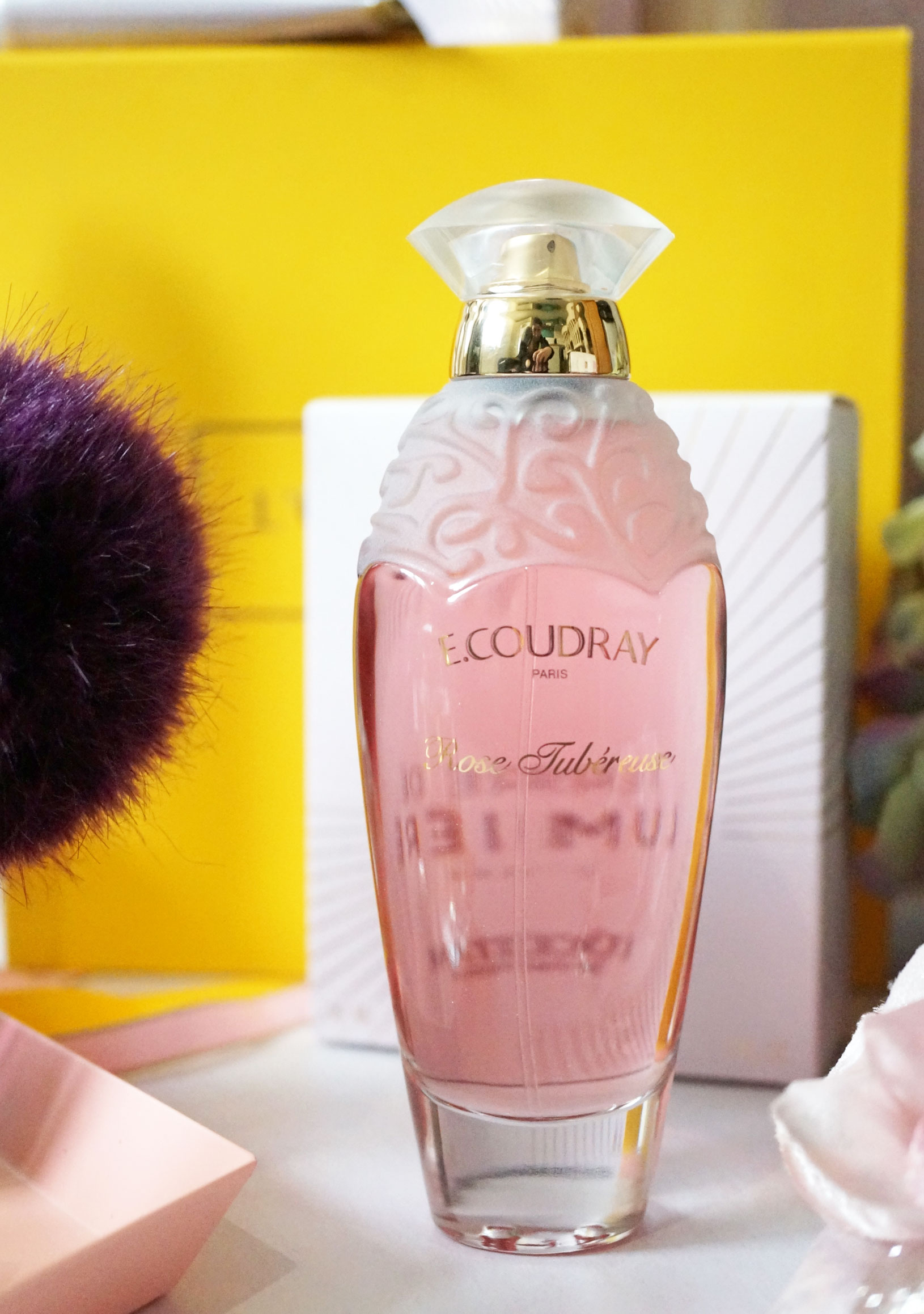 Caudalie Archives Thou Shalt Not Covet Evelyn Parfum Riject And I Also Have Ecoudray Rose Tubereuse Edt On Initial Spritz Thought This Scent Might Be A Bit Too Grown Up For Me But To Say