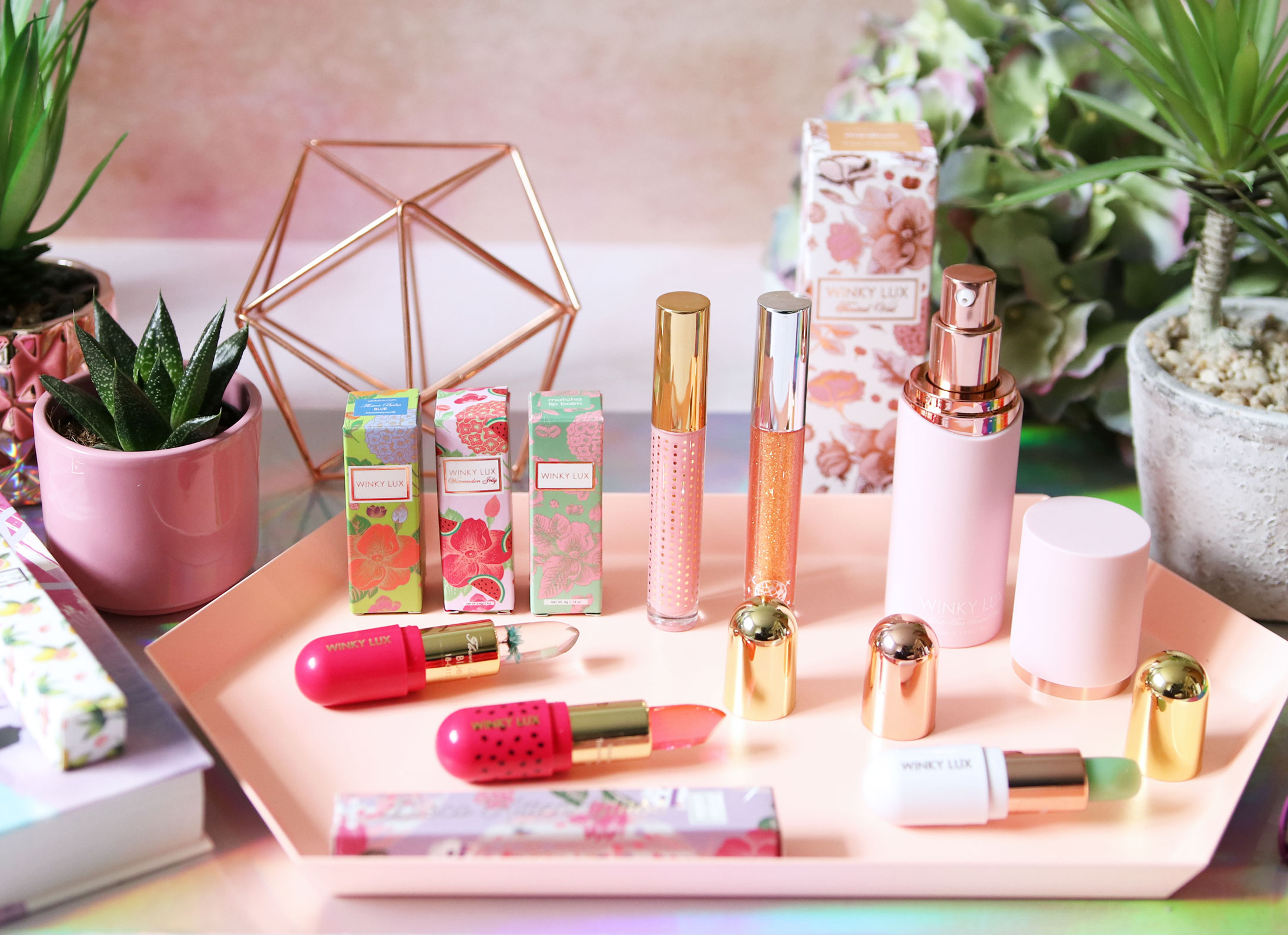 New Launches from Winky Lux!