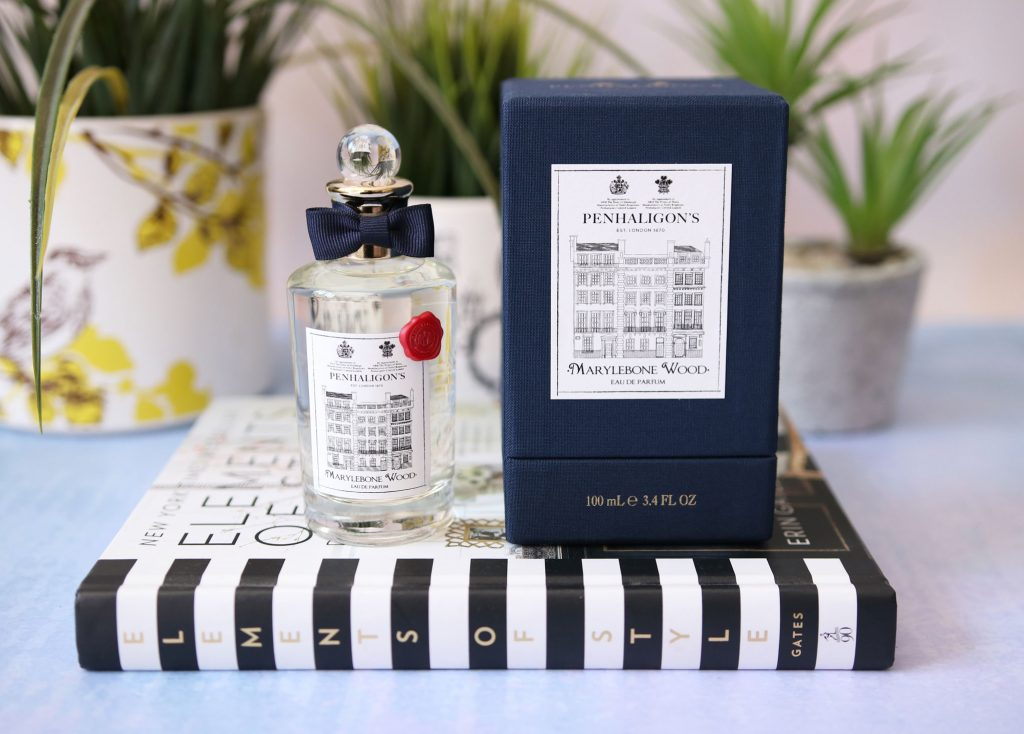 Penhaligon's Hidden London Collection: Marylebone Wood EDP