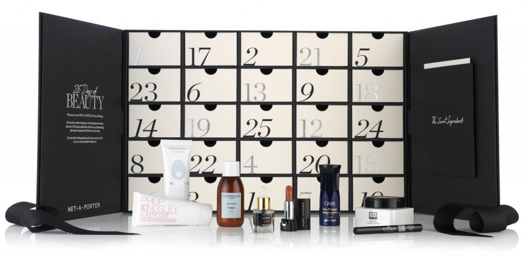 net-a-porter advent calendar 2018