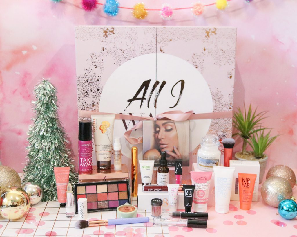 glossybox-all-i-want-advent-calendar-review