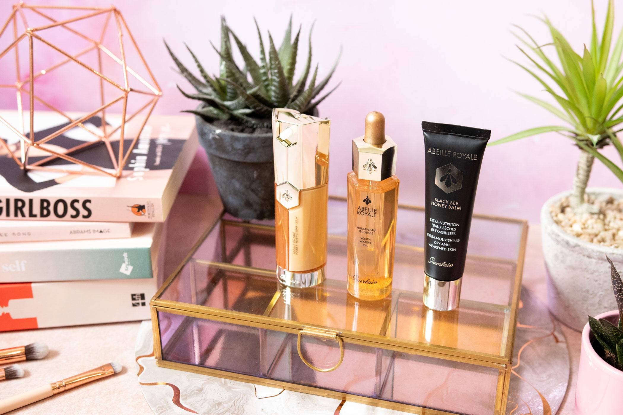 Guerlain Abeille Royale Skincare Collection
