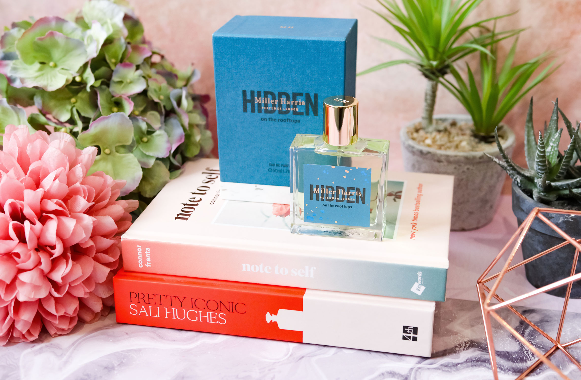 The Miller Harris Forage Fragrance Collection