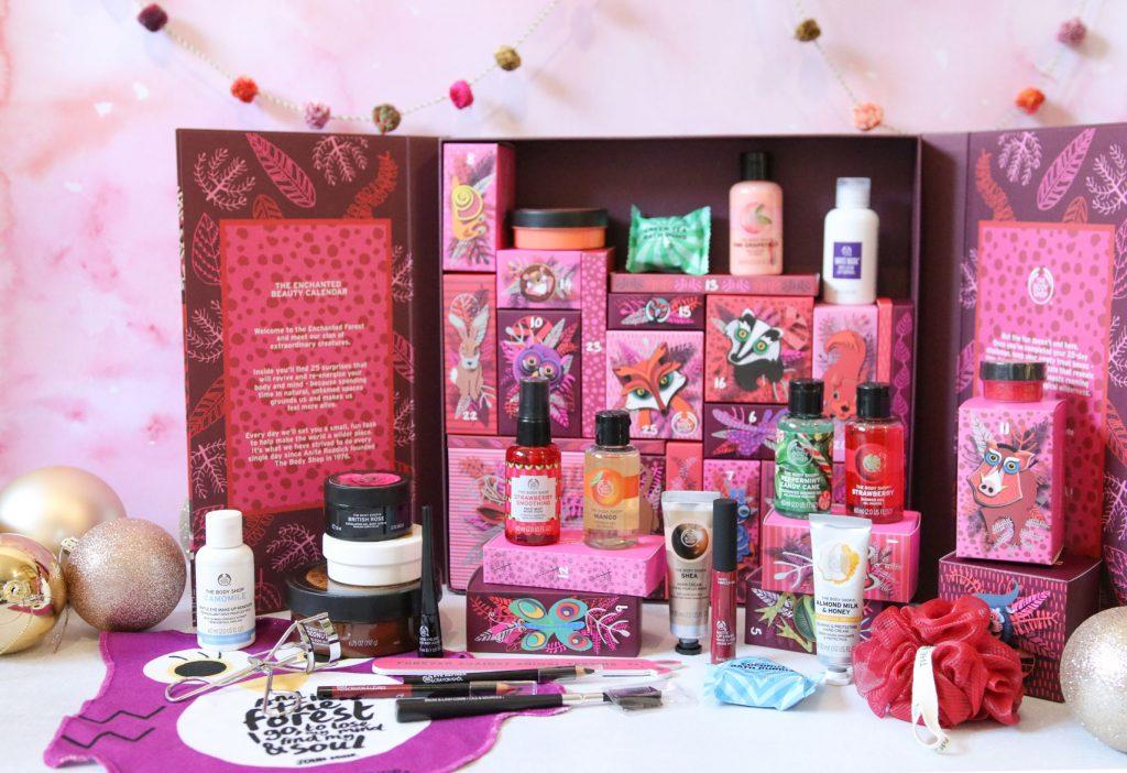 The-Body-Shop-The-Enchanted-Deer-Advent-Calendar