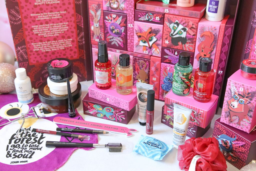The-Body-Shop-The-Enchanted-Deluxe-Advent-Calendar-review