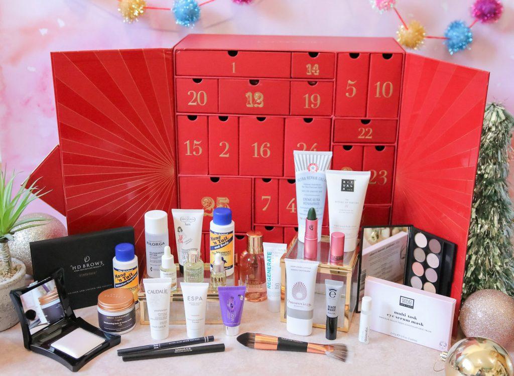 Lookfantastic Beauty Advent Calendar 2018 FULL CONTENTS & GIVEAWAY!!